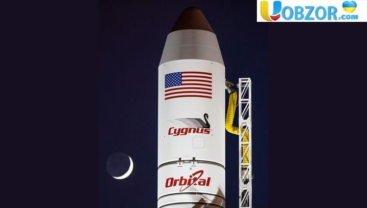 Antares вивела Cygnus на навколоземну орбіту