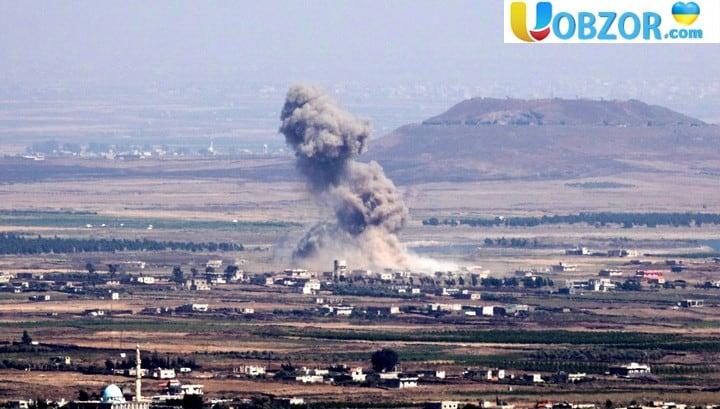 Коаліція завдала новий удар по Сирії