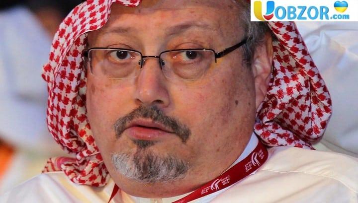 До вбивства Хашоггі причетна влада Саудівської Аравії