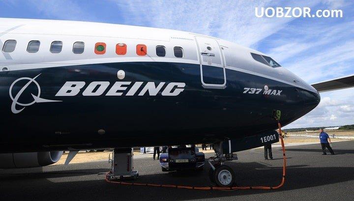 Boeing попередить всі авіакомпанії про небезпеку збою в моделях 737 Max