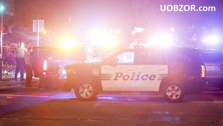 29 років, білий, 45-й калібр: каліфорнійський стрілок під'їхав до бару на машині мами