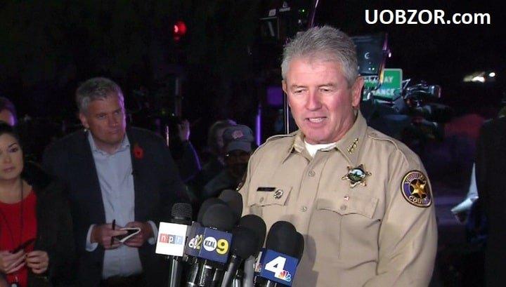 Поліція Каліфорнії: Лонг застрелився, коли в барі з'явилися патрульні
