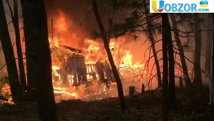 Число жертв природних пожеж в Каліфорнії збільшилась до 44