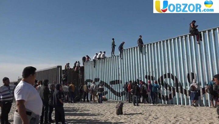 Пентагон захистить американську мрію від мігрантів