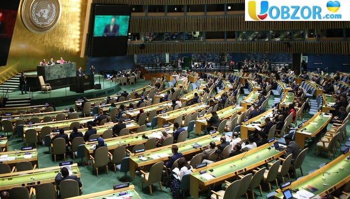В ООН прийняли український варіант резолюції про порушення прав людини в Криму