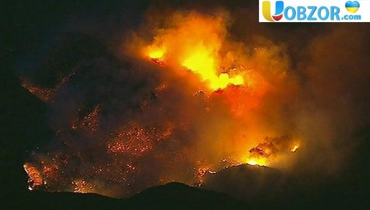 У Каліфорнії росте число жертв лісових пожеж