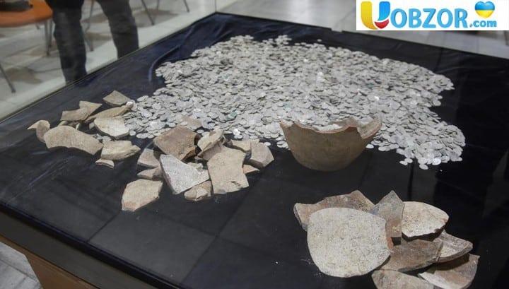 Болгарські в'язні знайшли тисячі срібних монет Османської імперії