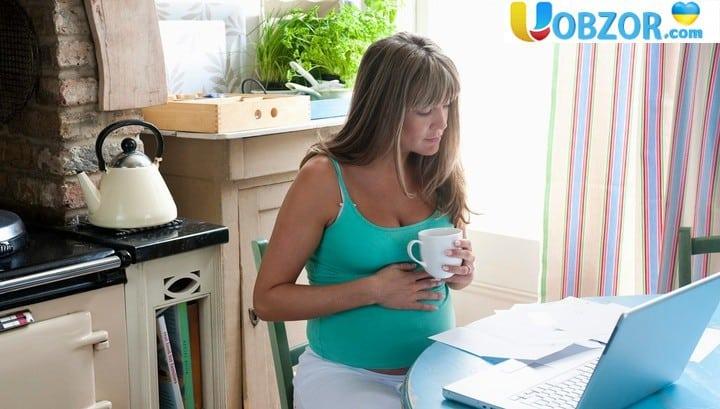 Медики розповіли, чому вагітним краще відмовитися від чаю і кави