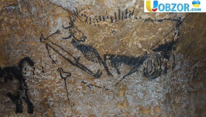 В печерному живописі знайшли астрономічний код