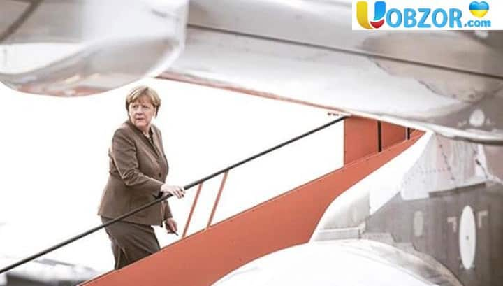 Через інцидент з літаком Меркель пропустить перший день G20