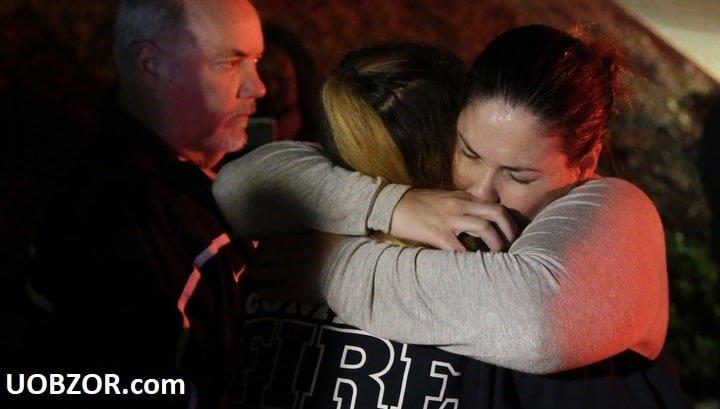 """""""Весь в чорному і в диму"""". Під час стрілянини в Таузенд Оукс загинули 13 осіб"""