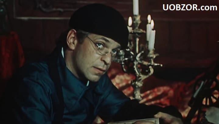 """У Вільнюсі помер актор з """"Зимової вишні"""" і """"Американської трагедії"""""""