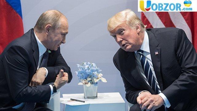 Зустріч Трампа і Путіна. Болтон назвав умову зустрічі