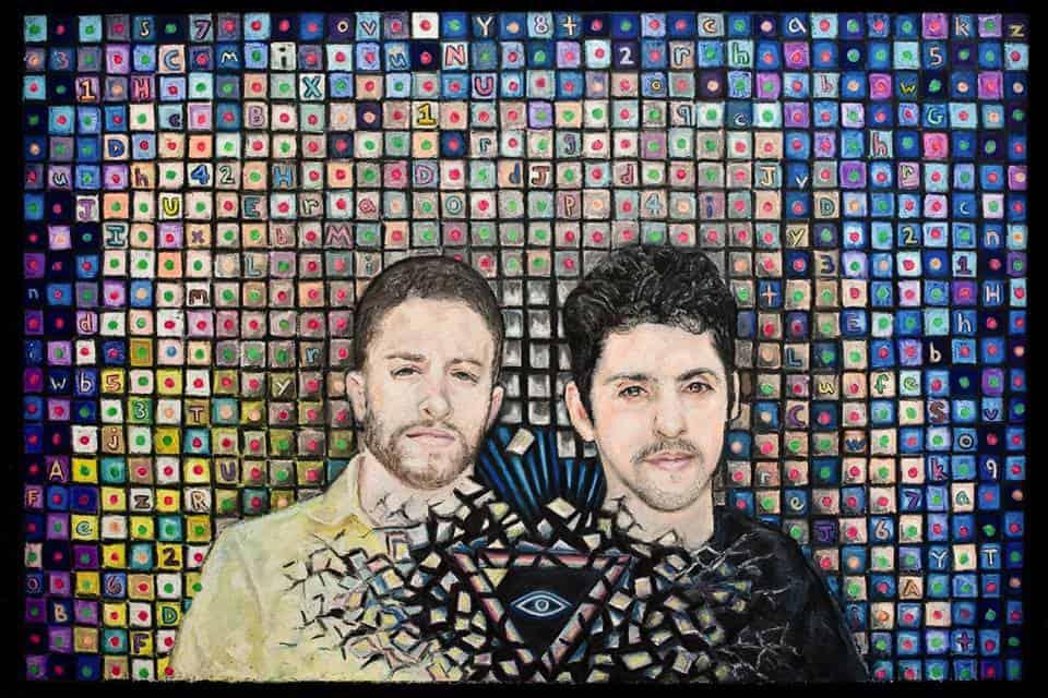 Французька художниця зашифровує bitcoin в картинах