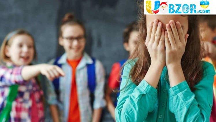 Булінг у школах. ВР України підтримали введення штрафів