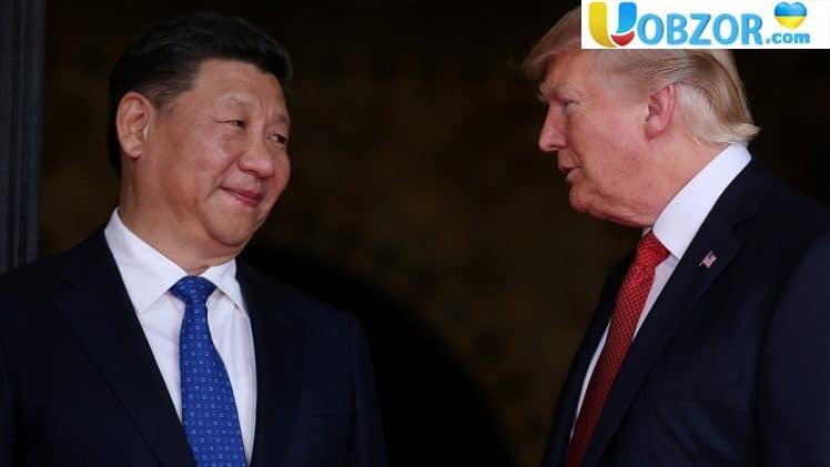 Трамп погодився не піднімати мита для Китаю з 1 січня