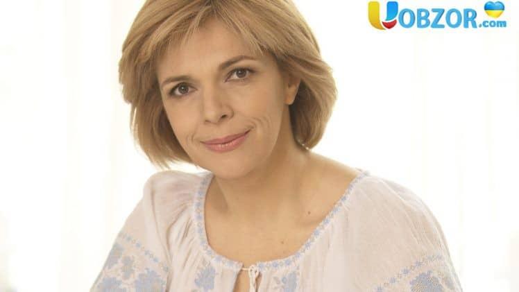 Ольга Богомолець йде в президенти.
