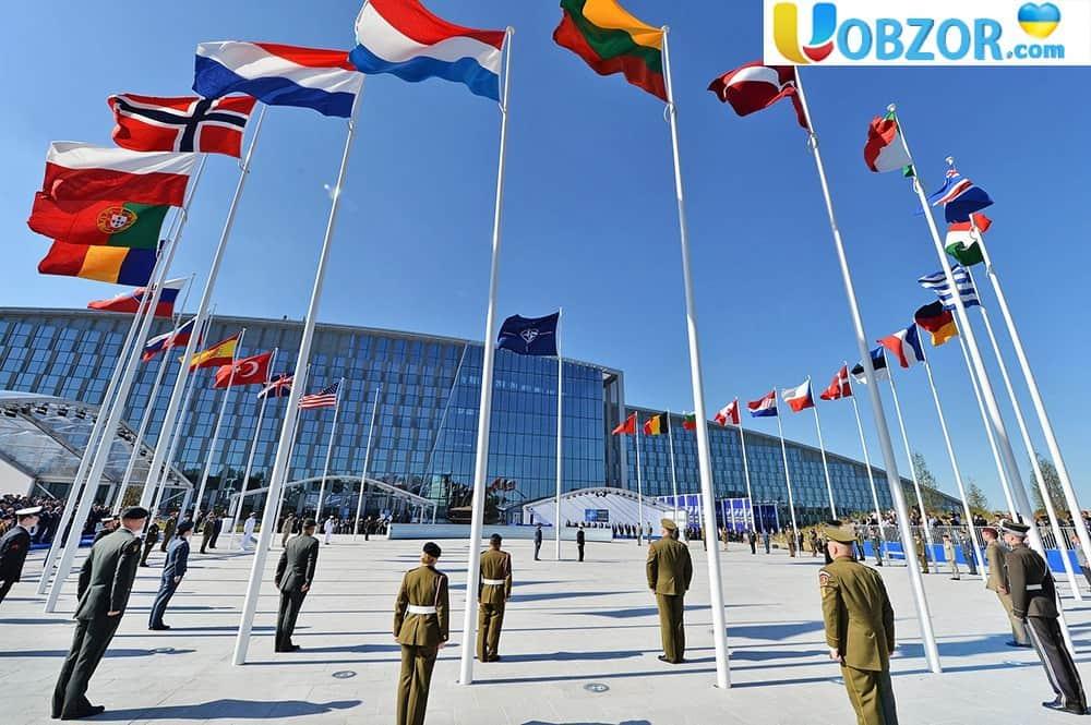НАТО СТЕЖИТЬ ЗА ДІЯМИ РФ В РЕГІОНІ ЧОРНОГО МОРЯ
