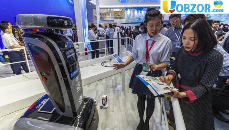 Китай випередить Європу в дослідженнях штучного інтелекту