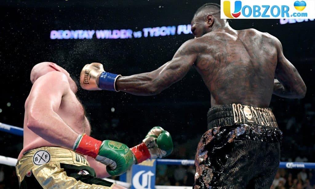 Боксери Уайлдер і Ф'юрі не виявили переможця в чемпіонському бою
