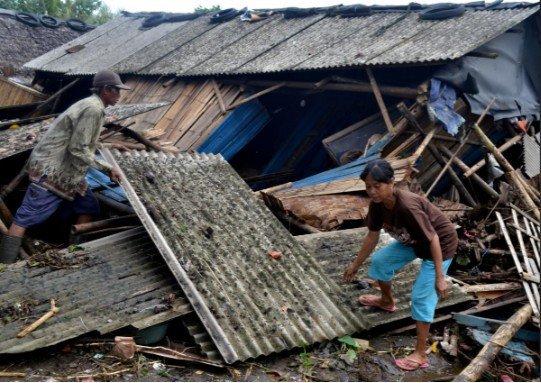 Цунамі в Індонезії. Кількість загиблих зросла до 168 осіб
