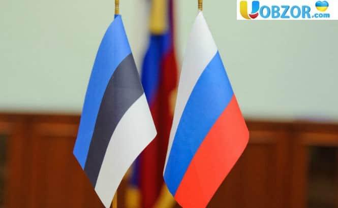 В Естонії хочуть розірвати угоду прикордонного договору з РФ