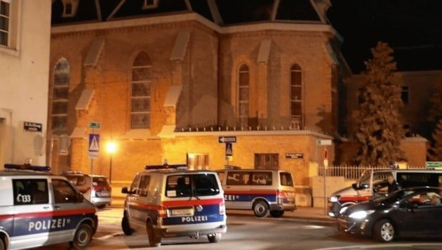 Пограбування Відня, в 21-му районі постраждали десятки людей