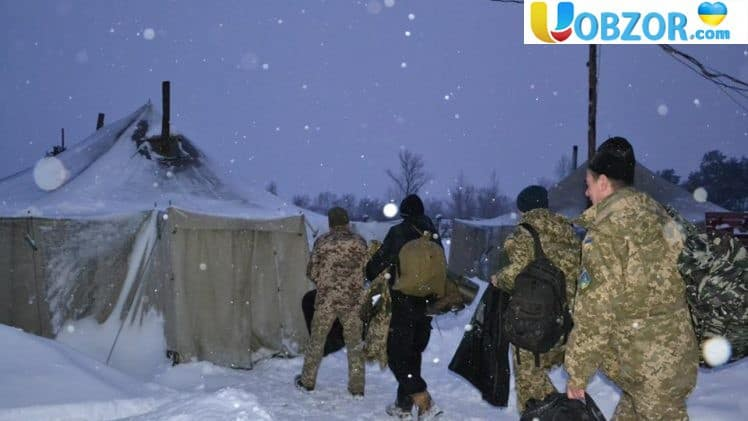 МІНОБОРОНИ: 3 грудня почнуться збори резервістів та військовозобов'язаних