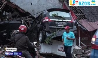 Кипляче море навколо Кракатау: Індонезія шокована руйнівним цунамі