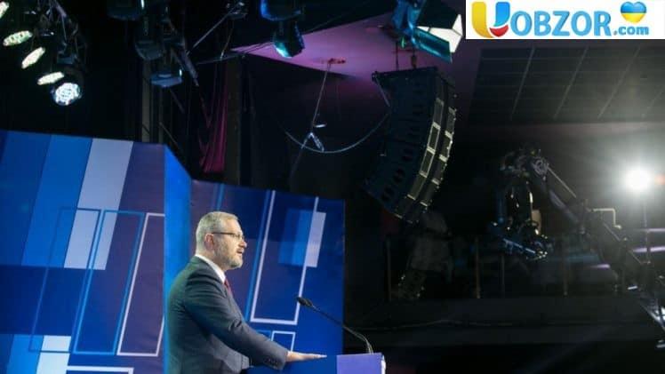 Олександр Вілкул йде в президенти на березневі вибори 2019 р.