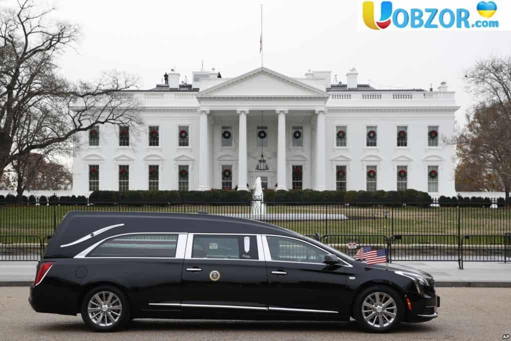 Похорон Джорджа Буша-старшого