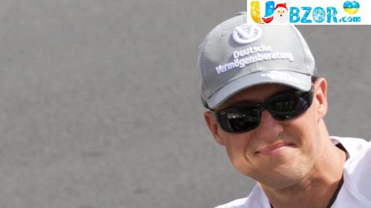 «Шумахер більше не прикутий до ліжка». Передноворічне диво