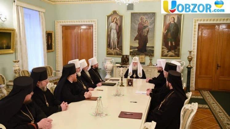 Архієрейський Собор УПЦ КП скликається 13 грудня