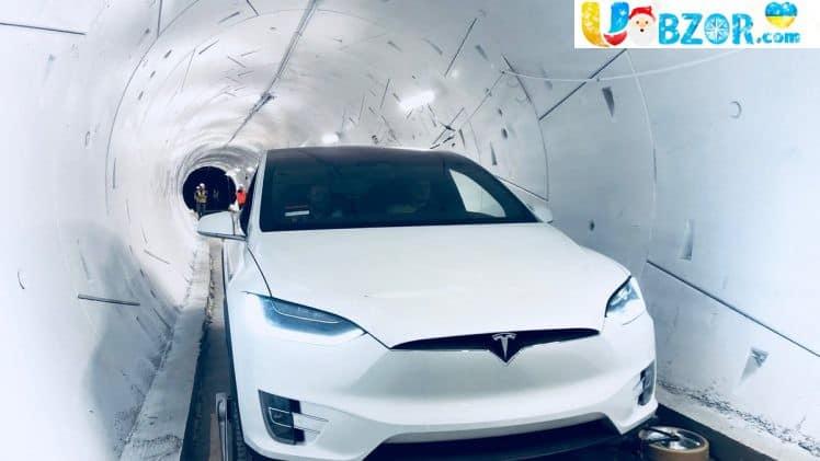 Перший швидкісний тунель Ілона Маска все працює, - Space X і Boring