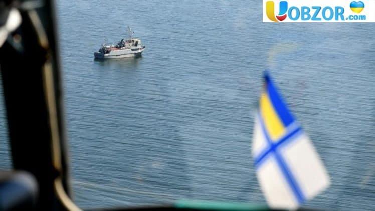 Військовополоненим морякам виплатять по 100 тис. грн