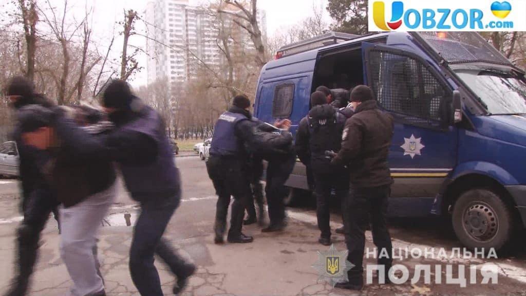 Бійка в Одесі з держслужбовцями: поліція затримала 8 чоловік