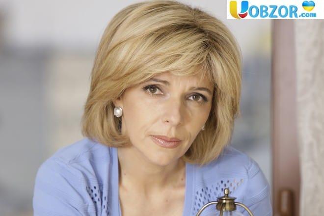 Ольга Богомолець йде в президенти України