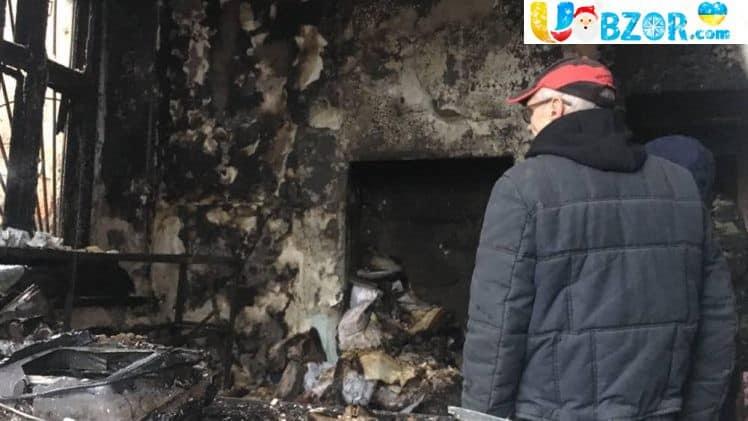 В Одесі горіла будівля на території зоопарку: врятували двох тварин