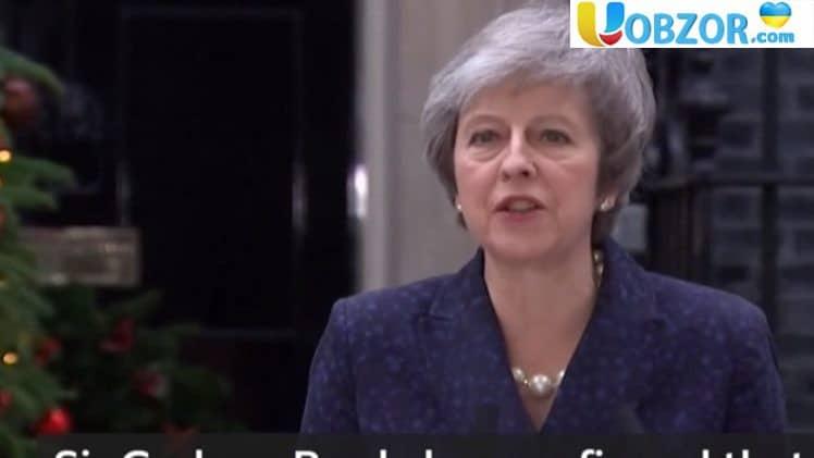 Терезу Мей готові підримати 185 британських депутатів-консерваторів