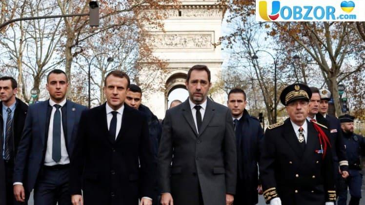У Франції можуть ввести надзвичайний стан через масові протести