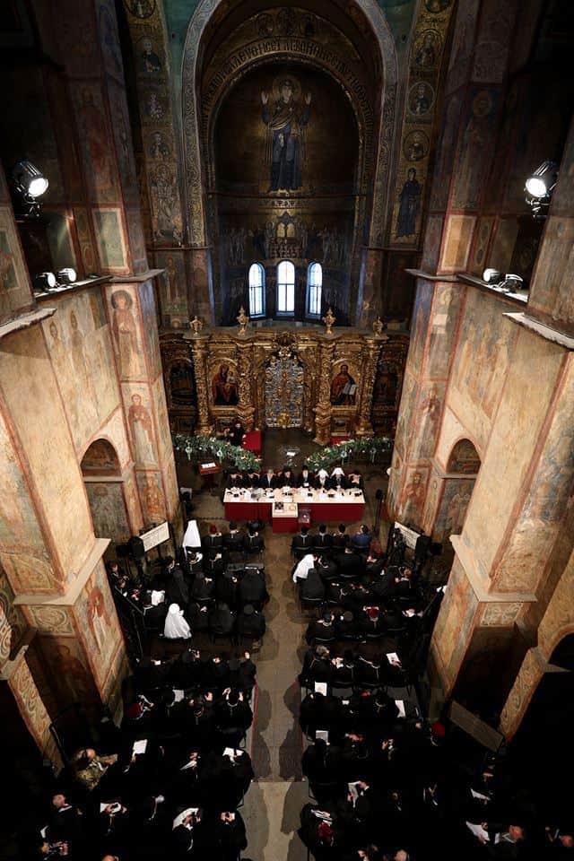 фото з Об'єднавчого собору