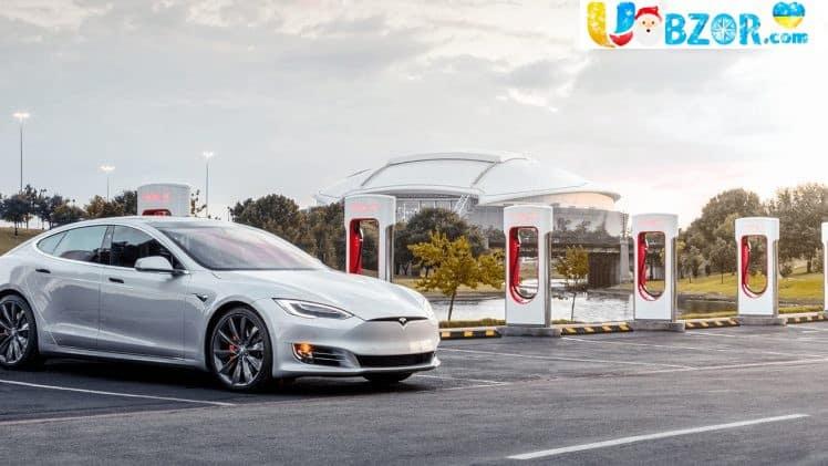 Tesla Supercharger приходить в Україну. - Ілон Маск