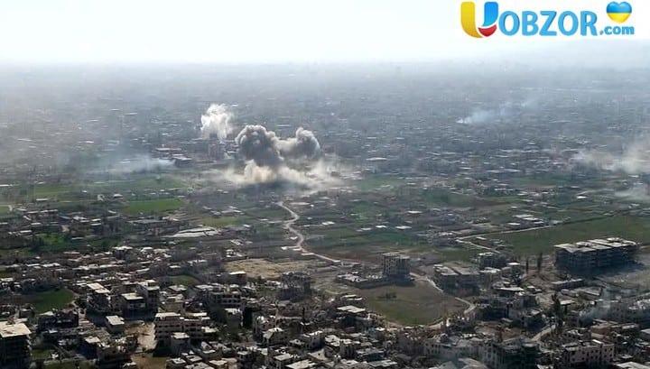 Сирія: вибух в Афрін і обстріли в провінції Хама