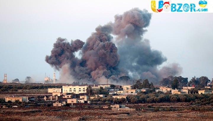 Дамаск звинуватив США в підтримці дій Ізраїлю проти Сирії