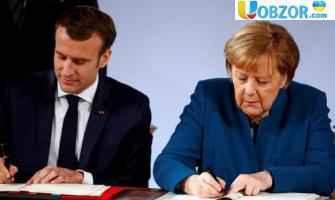 Договір між Німеччиною і Францією стурбував Італію