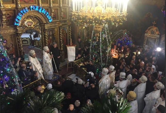 У Вінницю привезли Томос про автокефалію української церкви