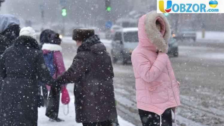 В Україні очікуються морози до 18 градусів нижче нуля, - синоптик