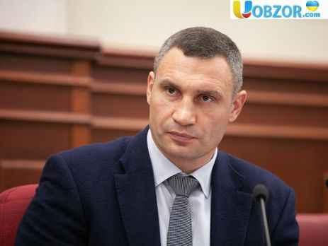 Віталій Кличко має намір взяти участь в парламентських виборах