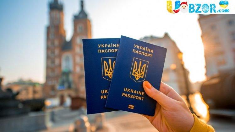 Безвіз 2019: Український паспорт піднявся в рейтингу паспортів світу