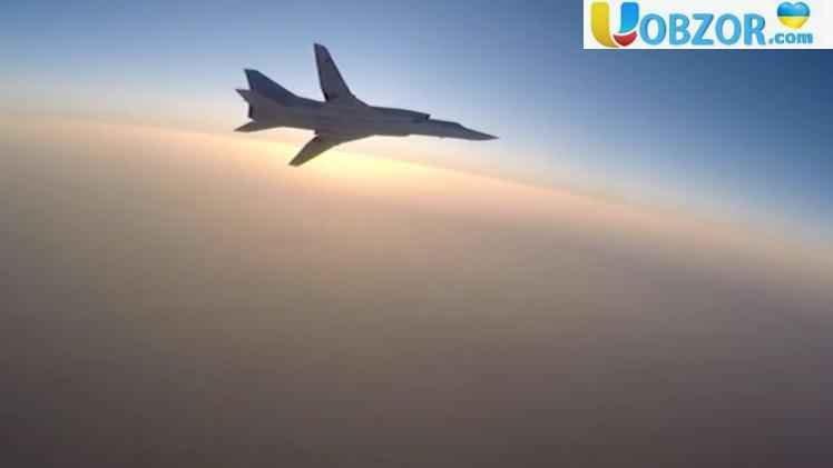 В РОСІЇ ПРИ ПОСАДЦІ РОЗБИВСЯ ВІЙСЬКОВИЙ ЛІТАК Ту-22М3